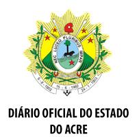 Foto de Diário Oficial do Estado do Acre