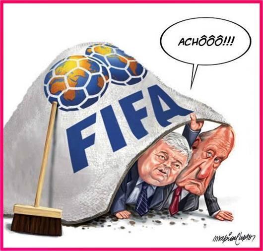 A Copa que no nossa