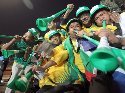 Regras sobre comportamento nos estdios durante a Copa causam polmica