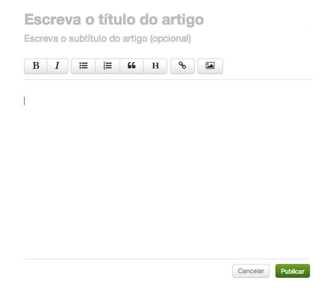 Como publicar no JusBrasil
