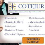 Congresso Online para Advogados com inscrições grátis!
