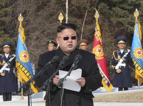 Resultado de imagem para Líder norte-coreano