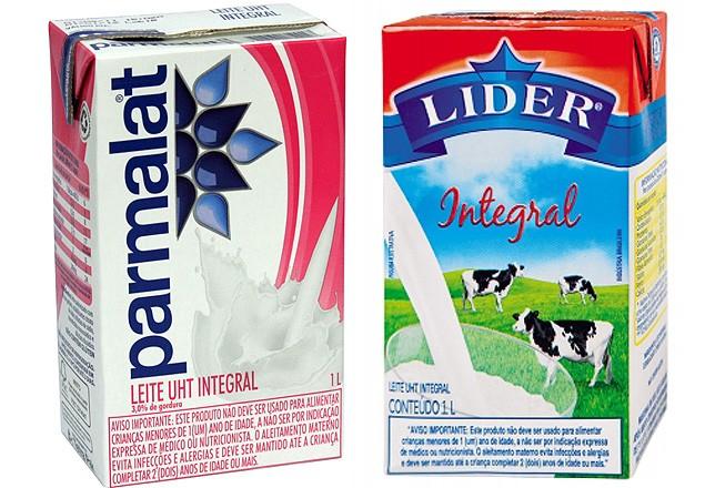 Parmalat e Lder anunciam recall de 300 mil caixas de leite com formol